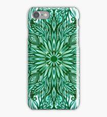 - Emerald pattern - iPhone Case/Skin