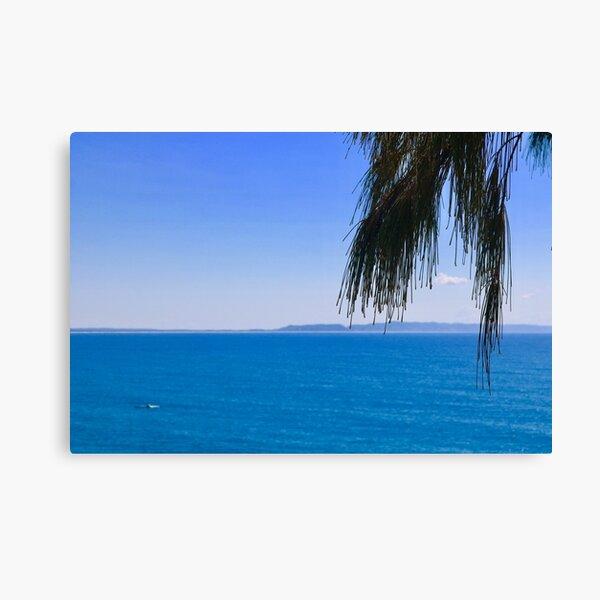 Views of Fraser Island, Qld Australia Canvas Print