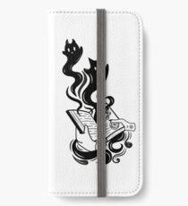 Demon Book iPhone Wallet/Case/Skin