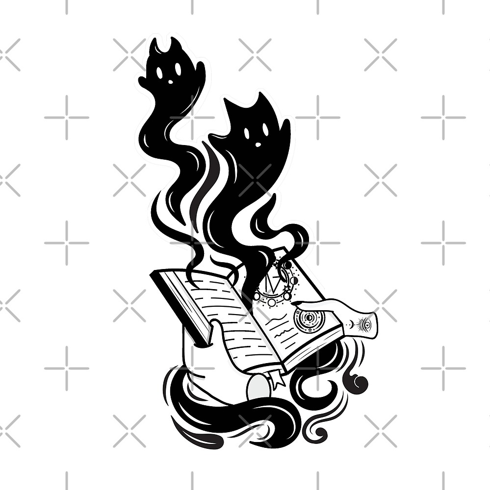 Demon Book by Bonnabell .