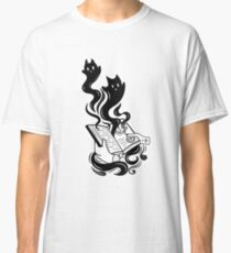 Demon Book Classic T-Shirt