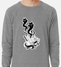 Demon Book Lightweight Sweatshirt