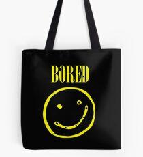 Bored  Tote Bag