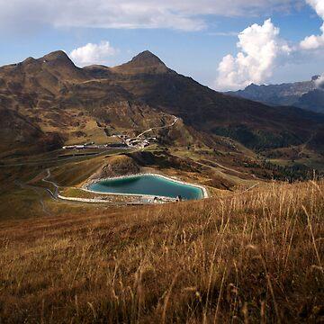 Kleine Scheidegg by mhowellsmead