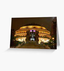 Royal Alber Hall Greeting Card