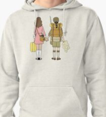 Moonrise Kingdom - Suzy & Sam Pullover Hoodie