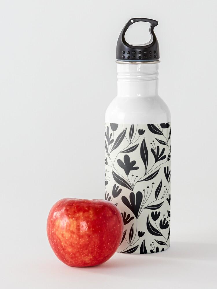 Alternate view of Black bloom Water Bottle