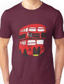 Cute London Bus Unisex T-Shirt