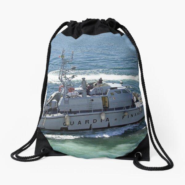 Guardia di Finanza Drawstring Bag