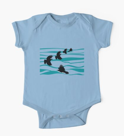 Tuis and the Blue Ocean Kids Clothes