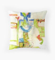 for Betty Throw Pillow
