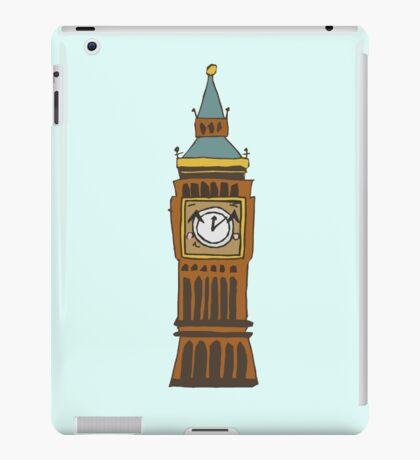 Cute Big Ben Tee iPad Case/Skin