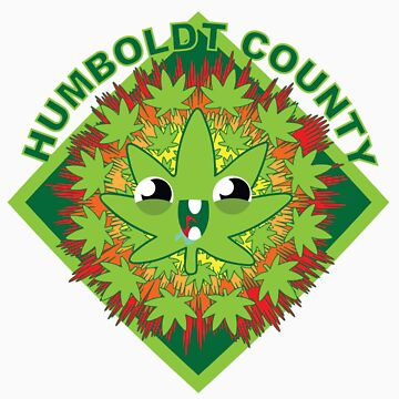 Humboldt county Cute pot plant by MrHoisington