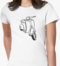 Retro Vespa T-Shirt