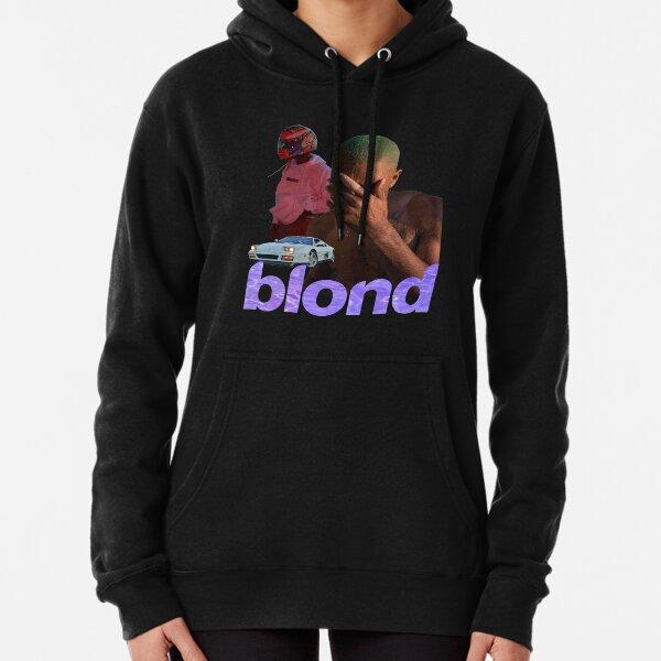 Blonde Pullover Hoodie