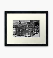 LaFrance - Antique Framed Print