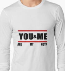 You&Me [Are My NOTP] T-Shirt