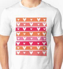 Washi Hearts T-Shirt