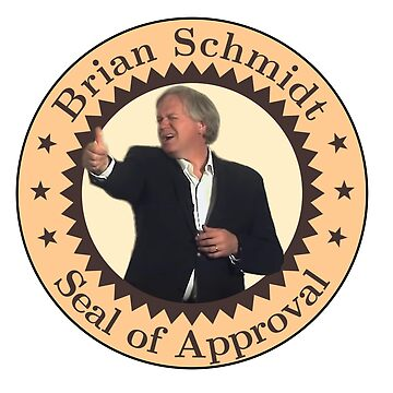 Schmidt Seal of Approval by todd--harris