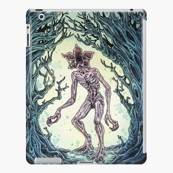 Demogorgon Coque rigide iPad