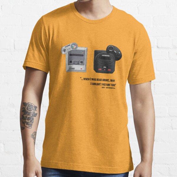 Juicy - Super Nintendo Sega Genesis T-shirt essentiel