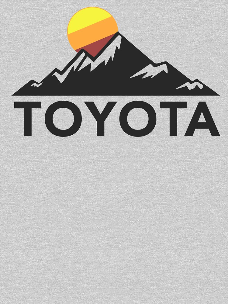 Toyota Mountain Design by ChaseBig