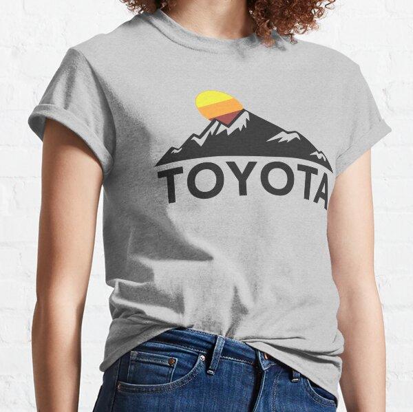 Toyota Mountain Design Classic T-Shirt