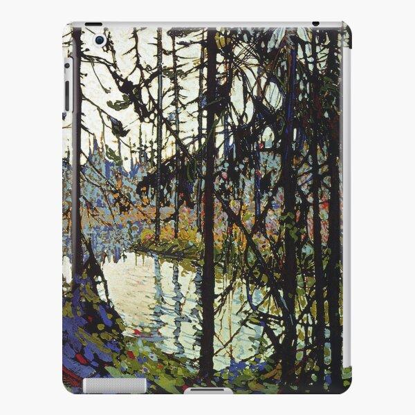 Tom Thomson - Northern River iPad – Leichte Hülle