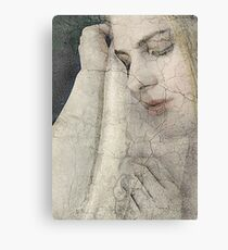 Concerning Love Canvas Print