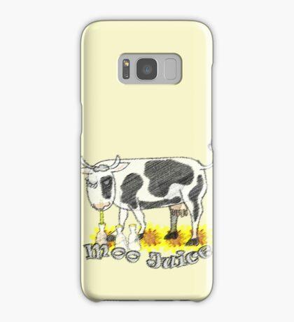 Moo Juice Samsung Galaxy Case/Skin