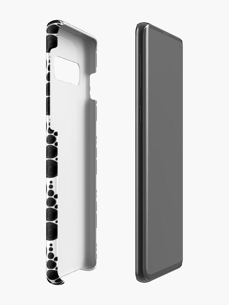 Alternate view of Dotty Case & Skin for Samsung Galaxy
