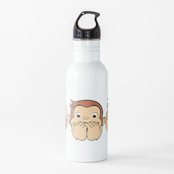 Jorge el curioso Botella de agua