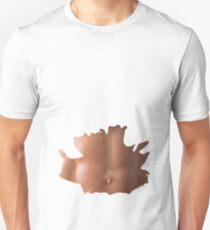 Six Pack Abs Shirt (Female) T-Shirt