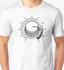 Volume - Turn it Up Unisex T-Shirt