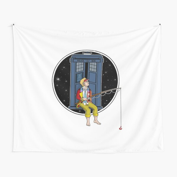 Doctor Who: Fishing Tapestry