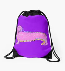 Always Keep Your Doxie Around You Drawstring Bag