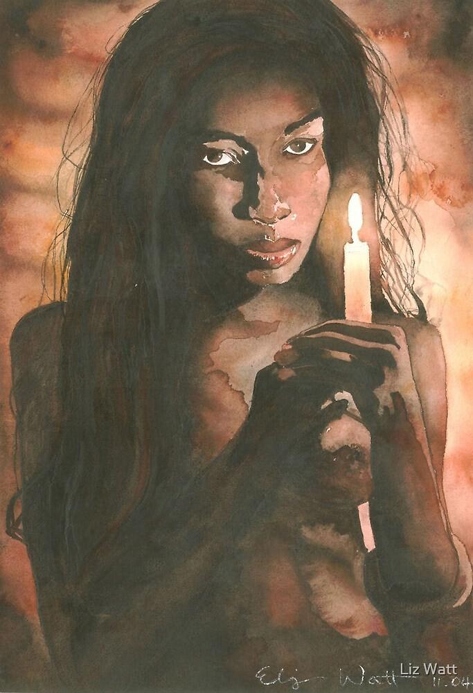 Candlelight by Elizabeth Watt