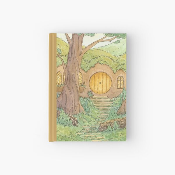 Underhill at Dawn Hardcover Journal