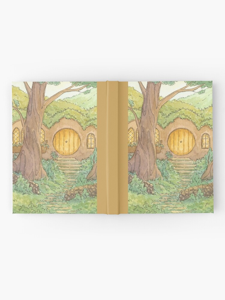 Alternate view of Underhill at Dawn Hardcover Journal