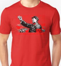 China Propaganda - The Chairman Unisex T-Shirt