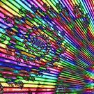 Christmas Rainbow by rocamiadesign