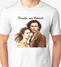 Demelza and Poldark in Cornwall T-Shirt