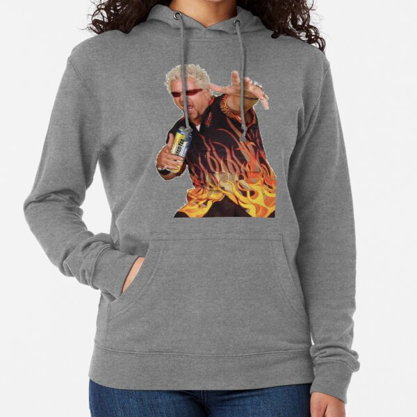 Get Twisted in Flavor Town! Lightweight Hoodie