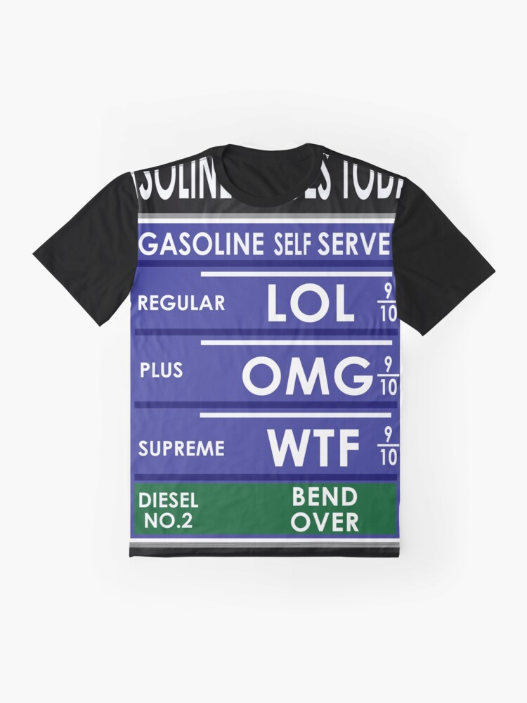 """Gas Prices, Gasoline Self Serve LOL, OMG, WTF, Bend Over ..."