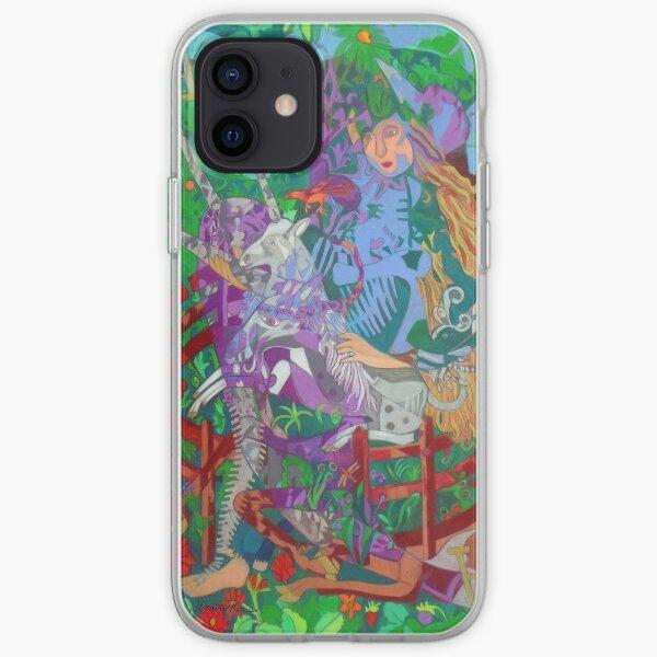 Archeology of the Unicorn iPhone Soft Case