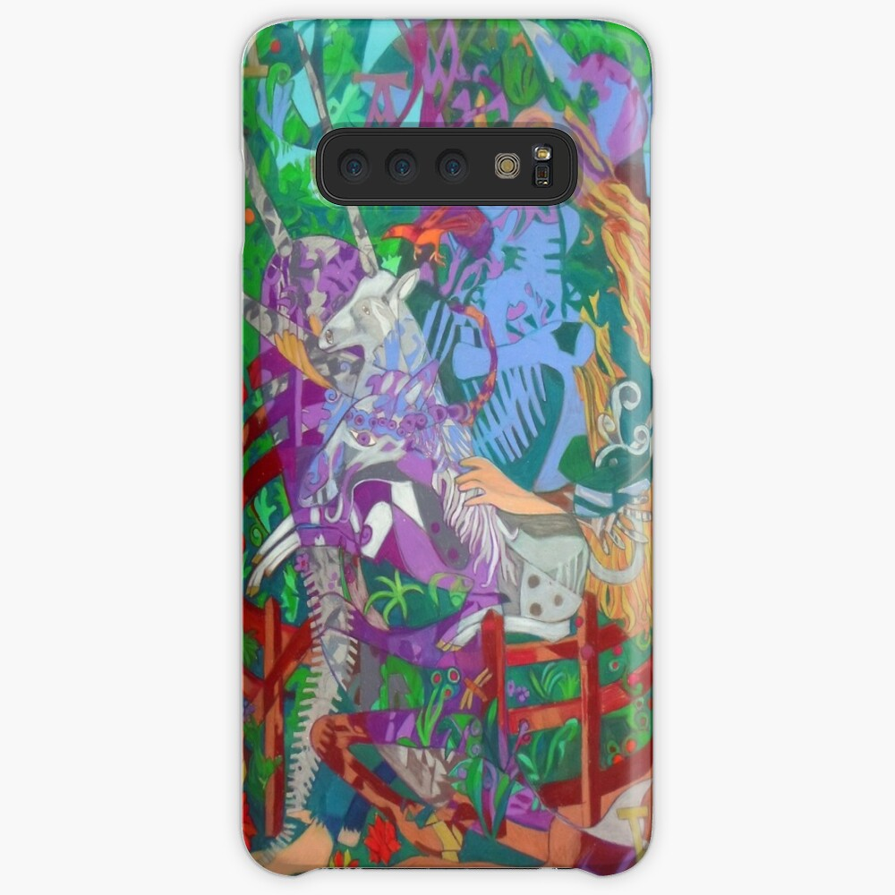 Archeology of the Unicorn Case & Skin for Samsung Galaxy