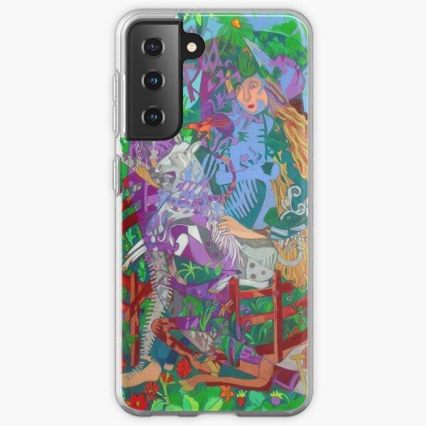 Archeology of the Unicorn Samsung Galaxy Soft Case