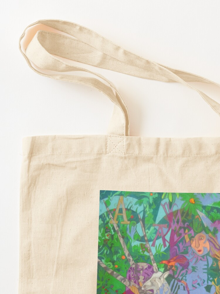 Alternate view of Archeology of the Unicorn Tote Bag