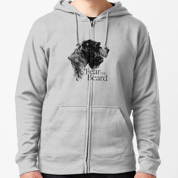 FEAR THE BEARD 2019 Zipped Hoodie
