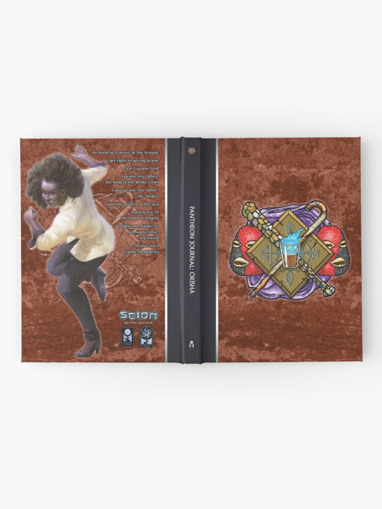Alternate view of Scion Pantheon: Orisha Hardcover Journal